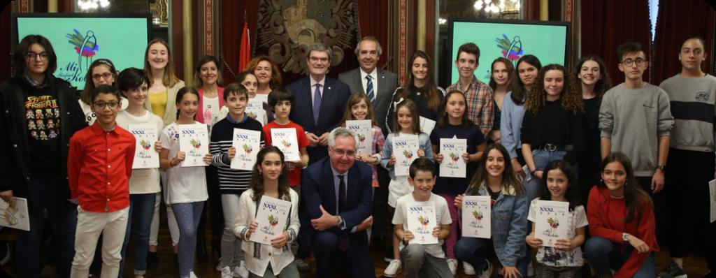 Ayer se celebró la entrega de premios del Concurso de Cuentos Rafael Mikoleta