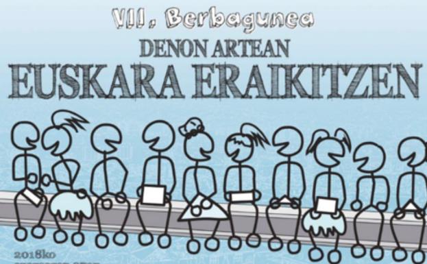 Berbagunea VII. edizioa euskaraldiaren barruan