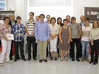 La Fundación Azkue ha entregado los premios Iñaki Ugarteburu