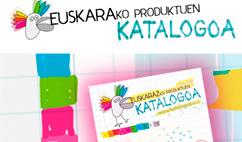 Bizkaiko 61 herritan banatuko da euskarazko produktuen katalogoa Alkarbide euskera zerbitzuen bilgunearen bidez