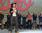 Maialen Lujanbiok irabazi du Euskal Herriko Bertsolari Txapelketa Nagusia