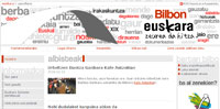 Bilbon Euskaraz, euskararen eta euskal ekintzen gaineko informazioa on-line