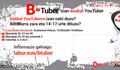 Bilboko Udalak 14 eta 17 urte bitarteko gazteak animatu nahi ditu euskarazko youtuber egitera