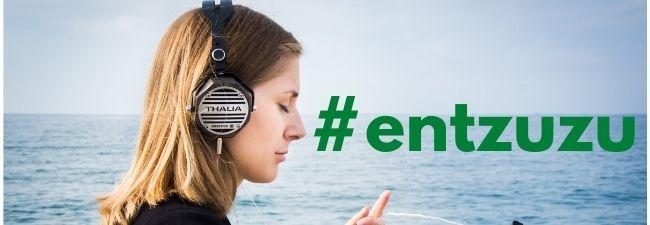 #entzuzu egitasmoa: 6 podcast